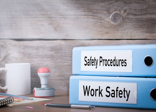 osha safety list